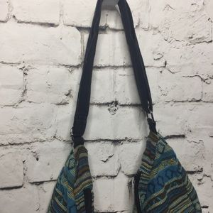 Bags - Crossbody Casual Knit Bag Messenger